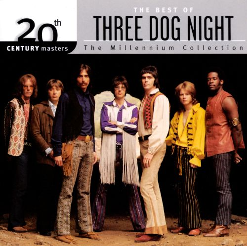 Three Dog Night Black And White Youtube