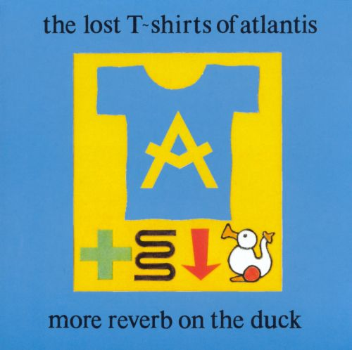 The Lost T-Shirts of Atlantis