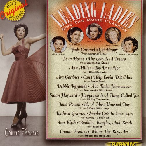 Leading Ladies Sing the Movie Classics