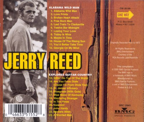 Jerry Reed - Sweet Love Feelings
