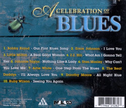 A Celebration of Blues: Great Blues Ballads