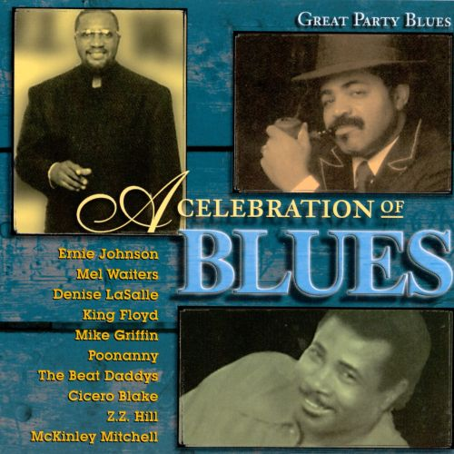 A Celebration of Blues: Great Party Blues