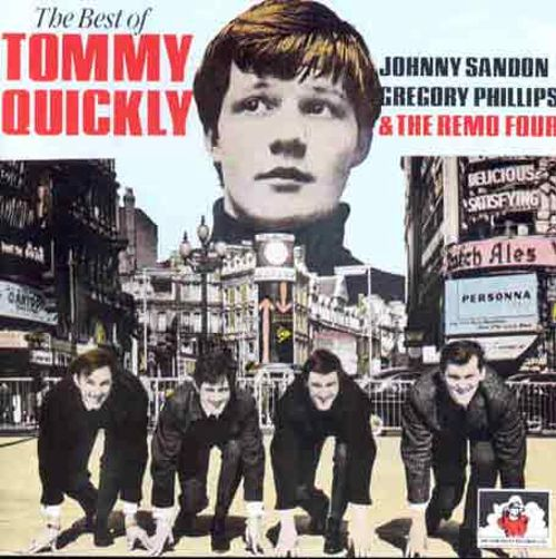 The Best of Tommy Quickly, Johnny Sandon, Gregory Phillips & The Remo Four