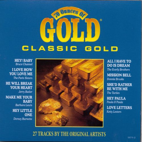 70 Ounces of Gold: Classic Gold