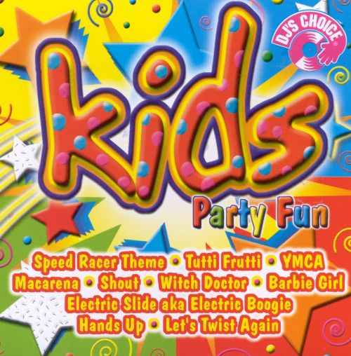 DJ's Choice: Kids Party Fun