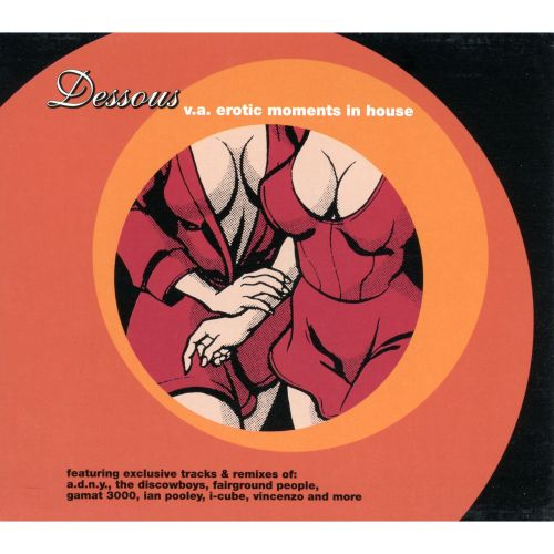 Dessous: Erotic Moments in House