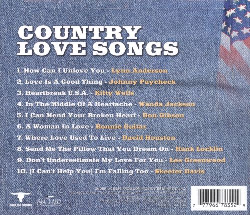 Good Old Country: Country Love Songs