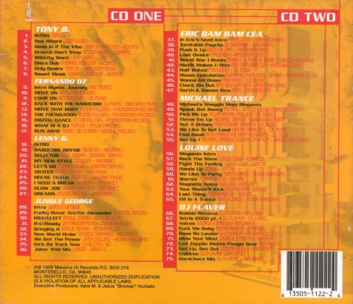 1999 house music society various artists songs