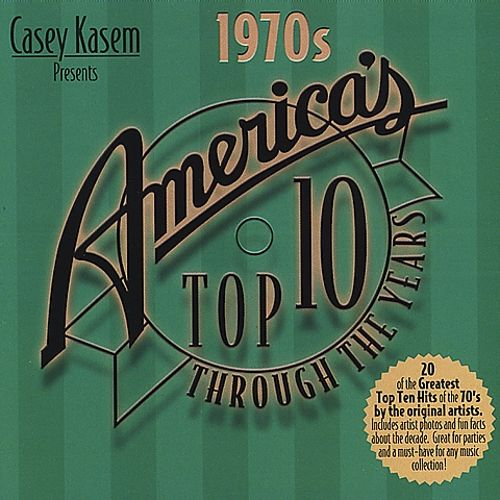 Casey Kasem: America's Top 10 Through Years - The 70's