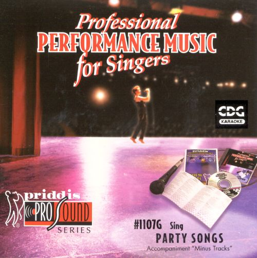 Party Songs [Priddis]