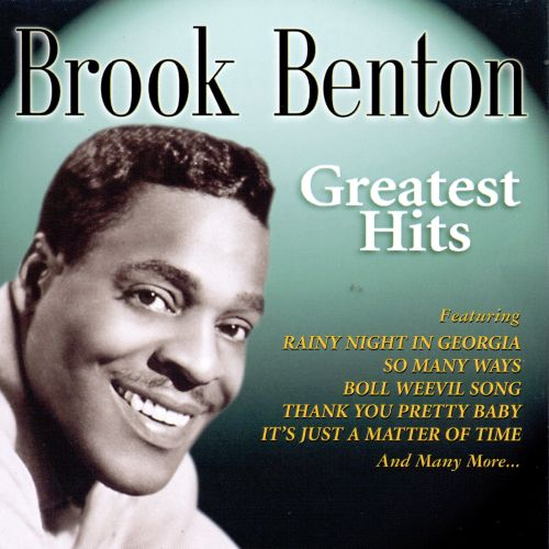 Brook Benton - Endlessly - Kiddio