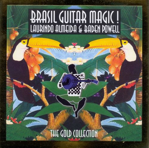 Brasil Guitar Magic: The Gold Collection