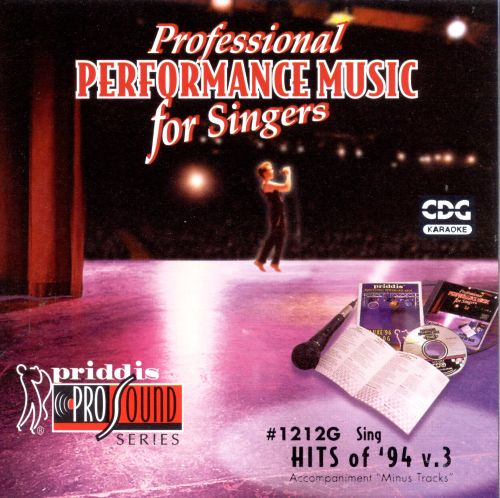 Sing Male Hits of '94 Vol. 5
