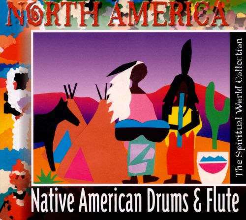 Native American Drums and Flute