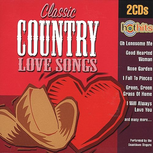 classic country love songs the countdown singers songs