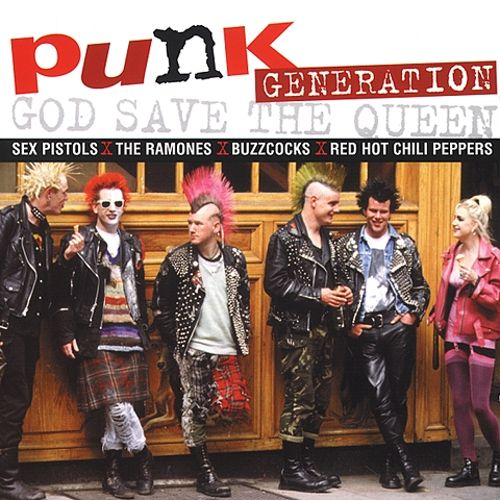 Punk Generation: God Save the Queen