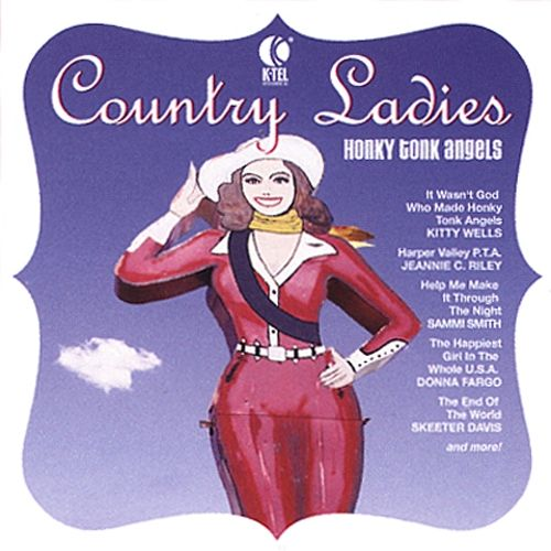 The Country Ladies: Honky Tonk Angels