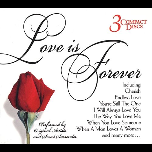 Love Is Forever [Box Set] - Various Artists | Songs, Reviews ...