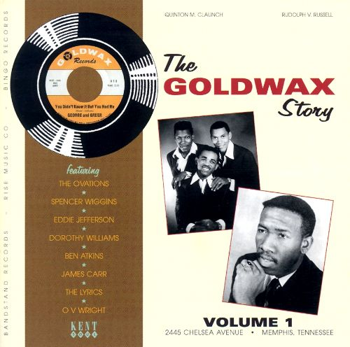 The Goldwax Story, Vol. 1
