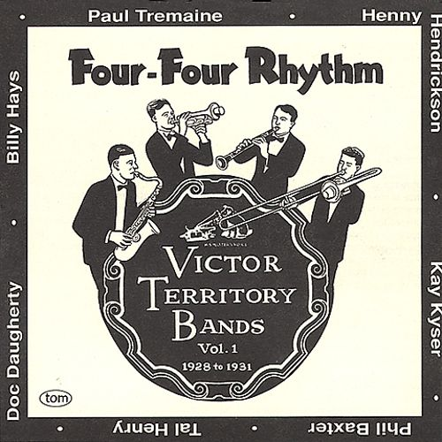 Four-Four Rhythm: Victor Territory Bands