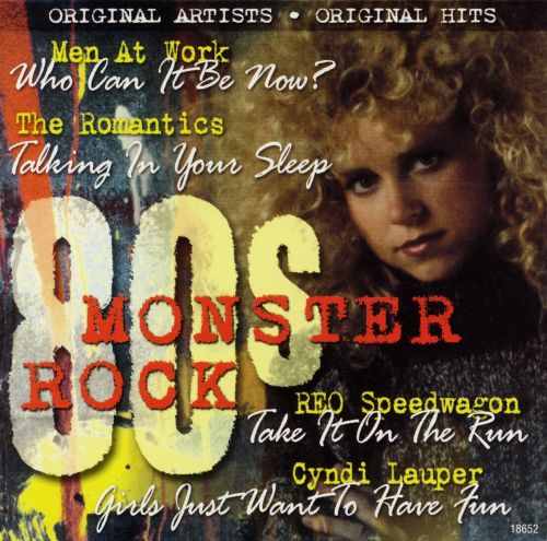 80s Monster Rock, Vol. 5
