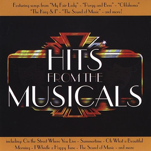 Hits from the Musicals [Columbia River]