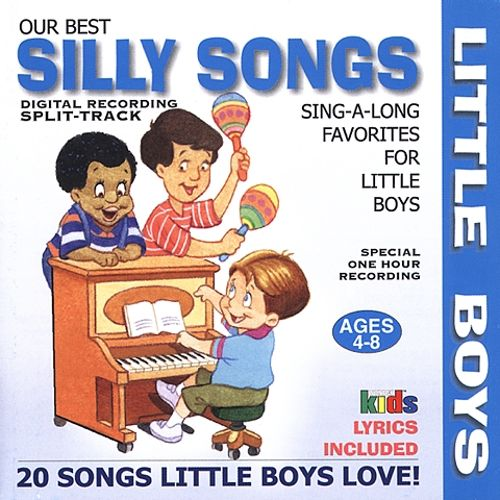 Little Boys: Our Best Silly Songs Sing-A-Long Favorites