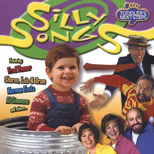 Toddler's Next Steps: Silly Songs