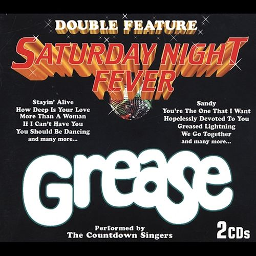 Double Feature: Saturday Night Fever/Grease
