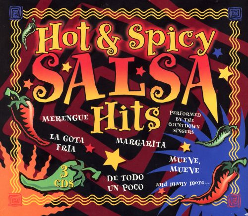 Hot and Spicy Salsa Hits