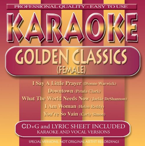 Golden Classics - Female