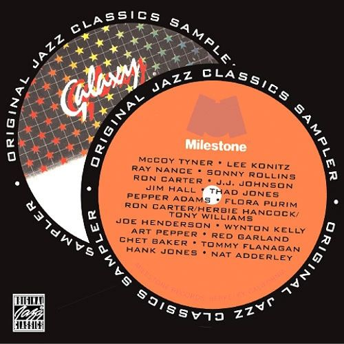 Original Jazz Classics Sampler: Milestone/Galaxy