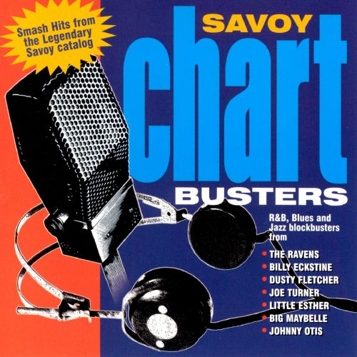 Chart Busters [Savoy Jazz]