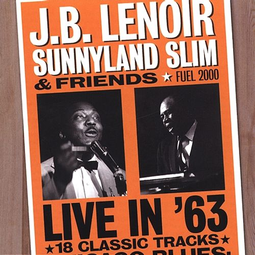 Live in '63