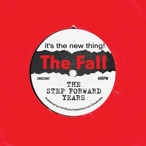 It's the New Thing! The Step Forward Years