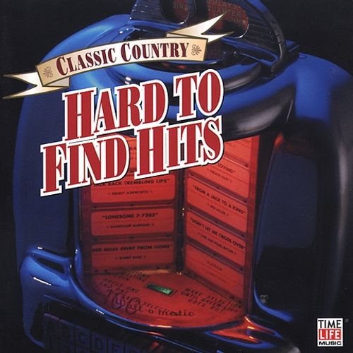 Nashville Used Music >> Classic Country: Hard to Find Hits - Various Artists ...