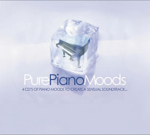 Pure Piano Moods [4 Disc]