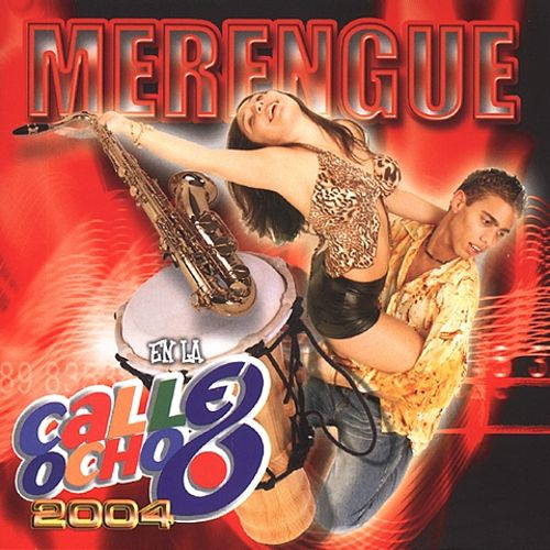 Merengue en la Calle 8 2004