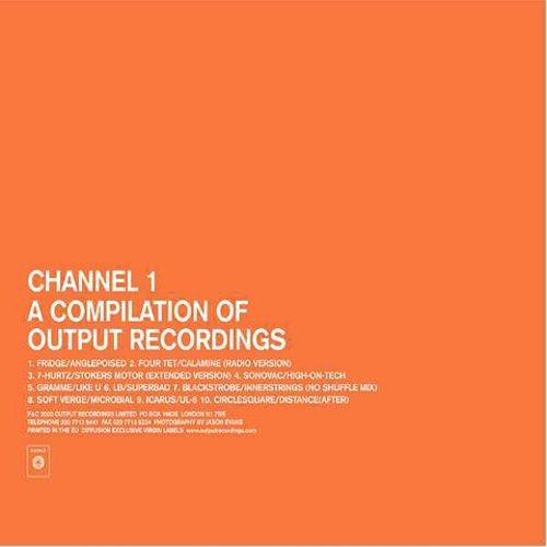 Channel 1: A Compilation of Output Recordings