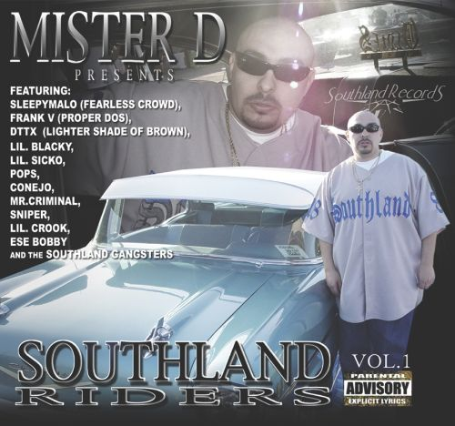 Southland Riders, Vol. 1