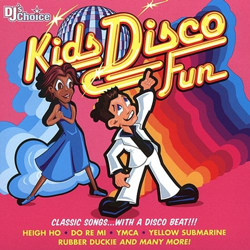 Kids Disco Fun