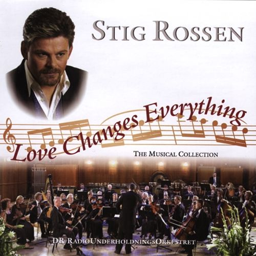 Love Changes Everything: The Musical Collection