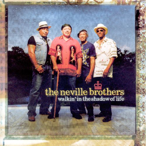 Carnival New Orleans News | Neville Brothers Band