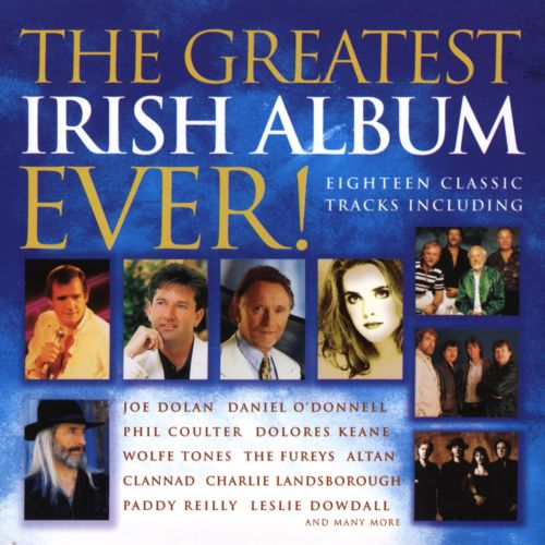 The Greatest Irish Album Ever