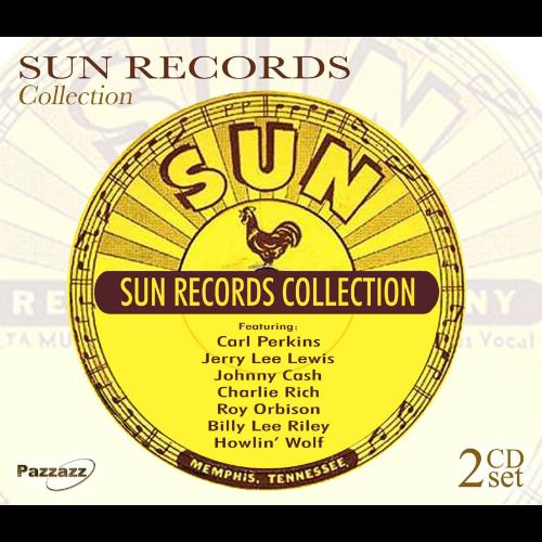 The Sun Records collection [sound recording]