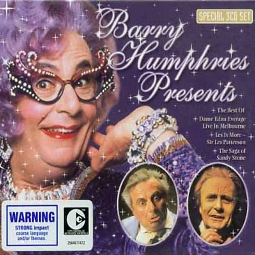 Presents the Best of Barry Humphries