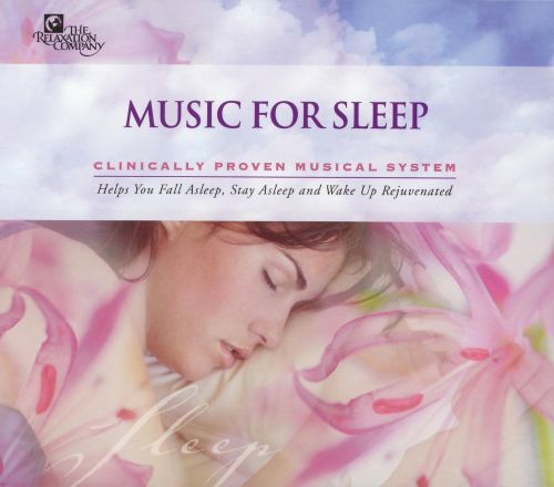 Music For Sleep: Clinically Proven Musical System [4 Disc Box]