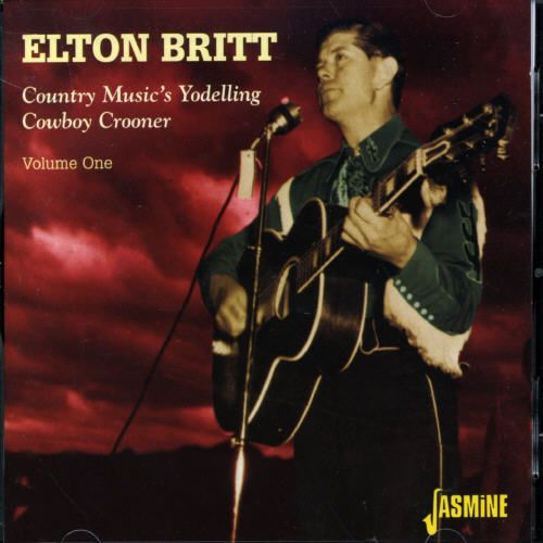 Country Music's Yodelling Cowboy Crooner, Vol. 1