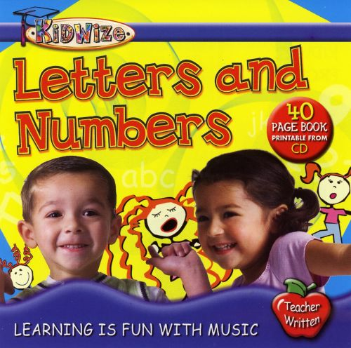 Letters and Numbers [Kidzup]