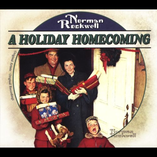 Norman Rockwell: Holiday Homecoming